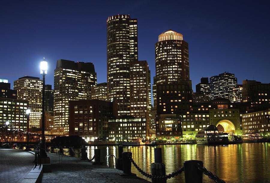 Boston, Massachusetts Photograph by Denis Tangney Jr