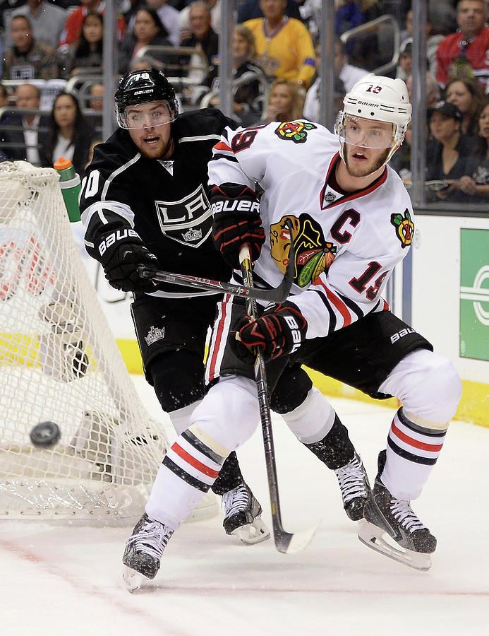 Chicago Blackhawks V Los Angeles Kings Photograph by Harry How