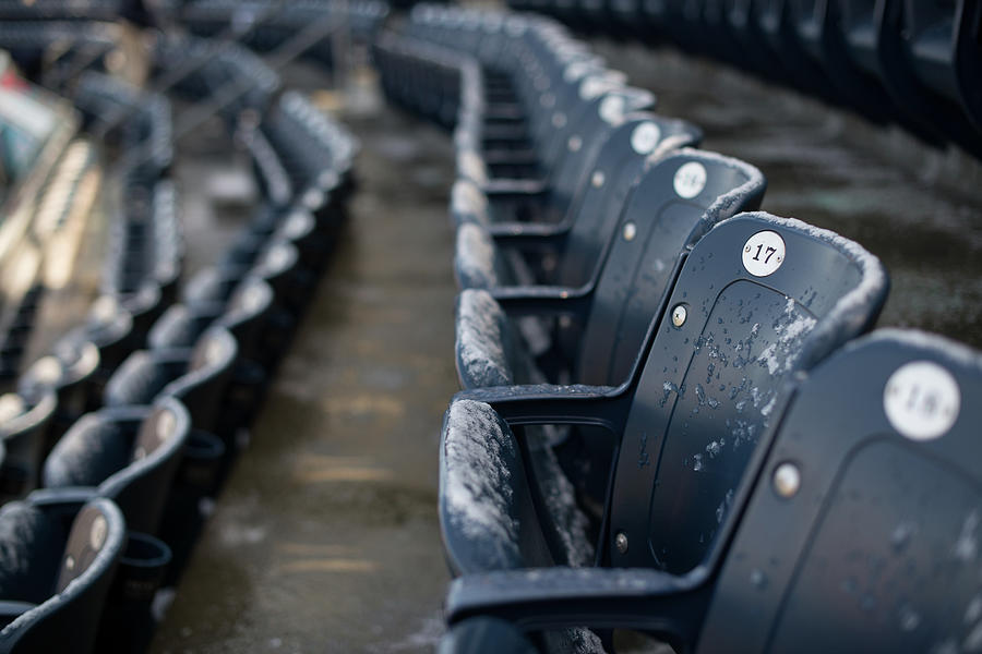 Chicago Cubs V. New York Yankees 4 Photograph by Rob Tringali