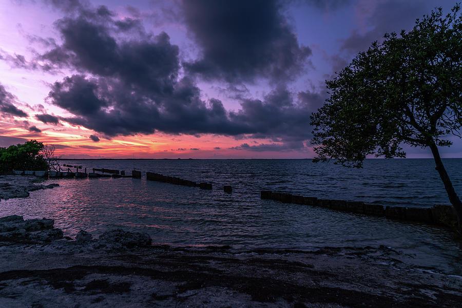 Florida Photograph - Cool Autumn Evening by Ric Schafer