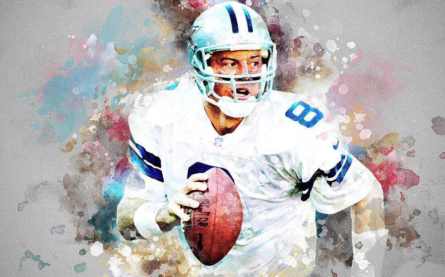 f2bc61eeef9 Dallas Cowboys.troy Kenneth Aikman Digital Art by Nadezhda ...