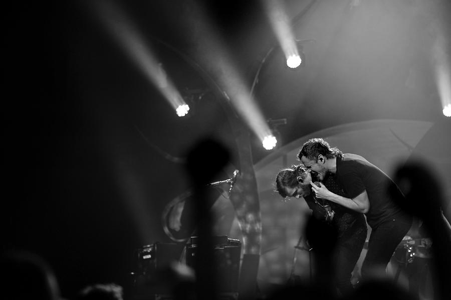 Imagine Dragons At The Wiltern Photograph by Stephen Albanese