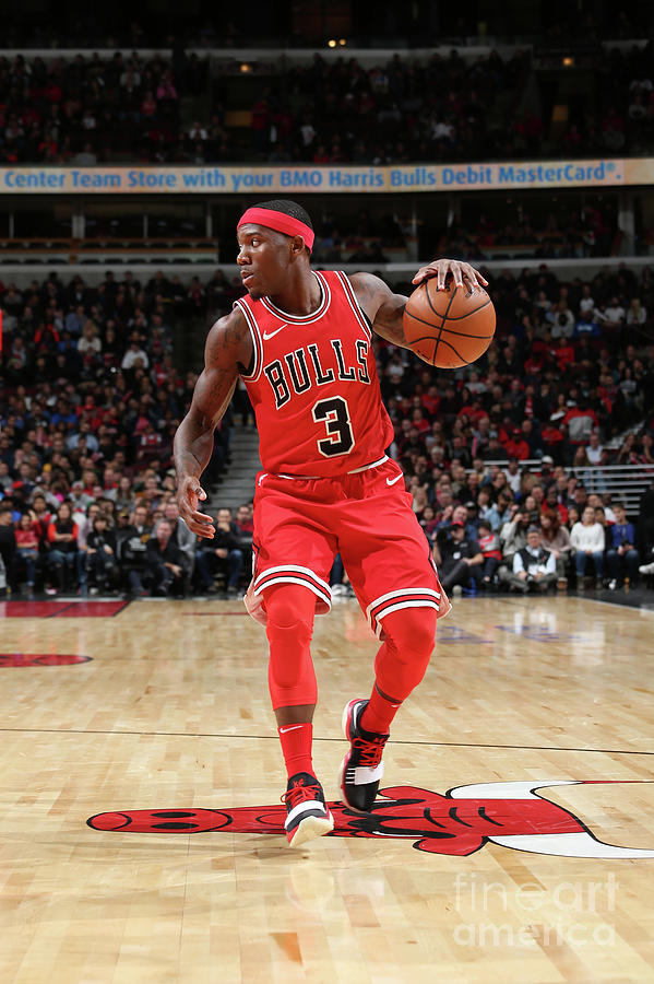 Indiana Pacers V Chicago Bulls Photograph by Gary Dineen