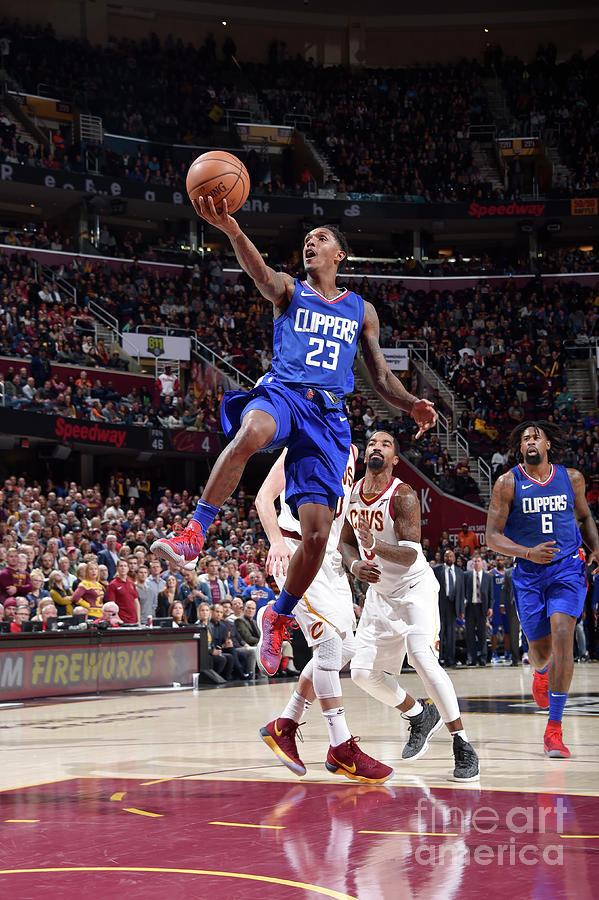 La Clippers V Cleveland Cavaliers Photograph by David Liam Kyle