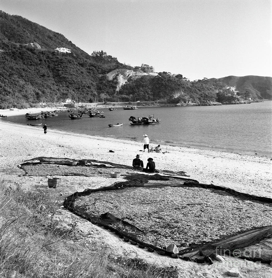 Life In Hong Kong Photograph by Bettmann