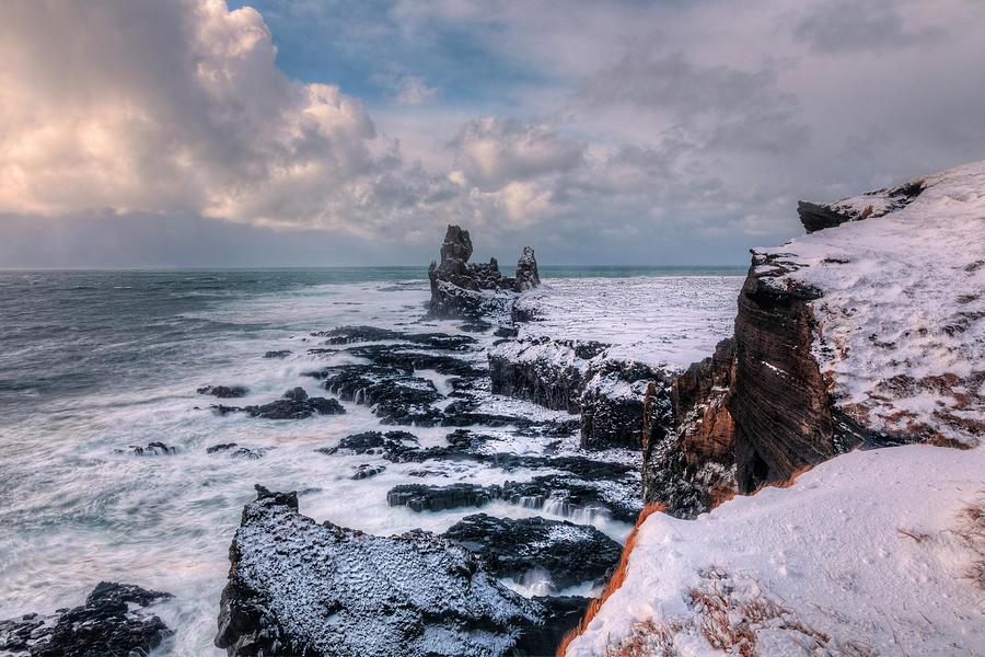 Londrangar - Iceland by Joana Kruse