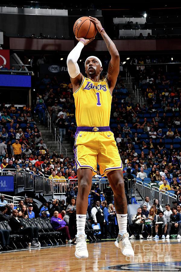 Los Angeles Lakers V Orlando Magic Photograph by Fernando Medina
