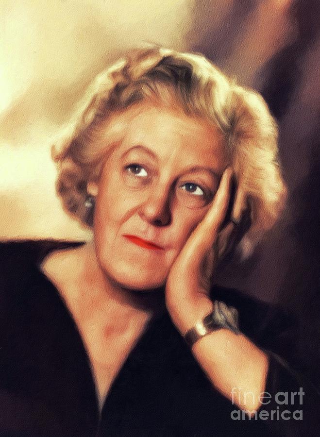 Margret Rutherford