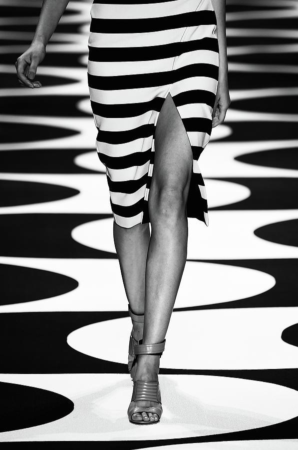 Mercedes-benz Fashion Week Spring 2015 Photograph by Frazer Harrison