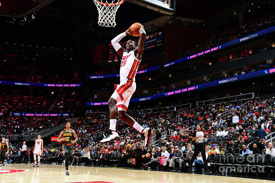 Miami Heat V Atlanta Hawks Photograph by Scott Cunningham