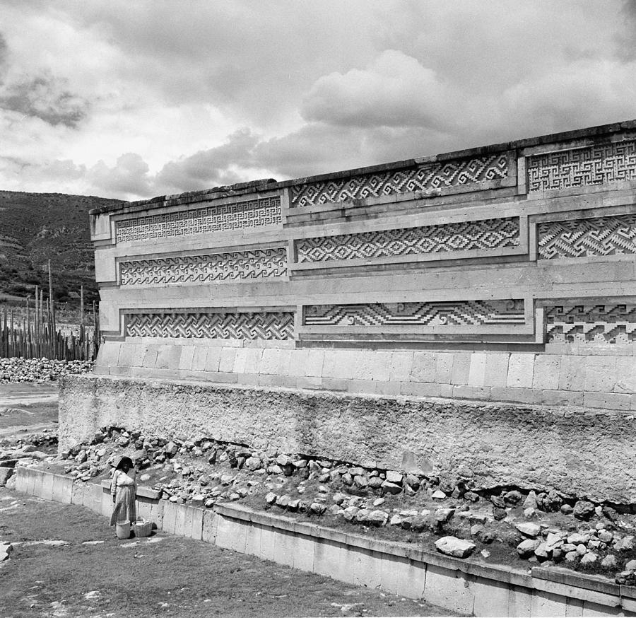 Mitla, Mexico Photograph by Michael Ochs Archives