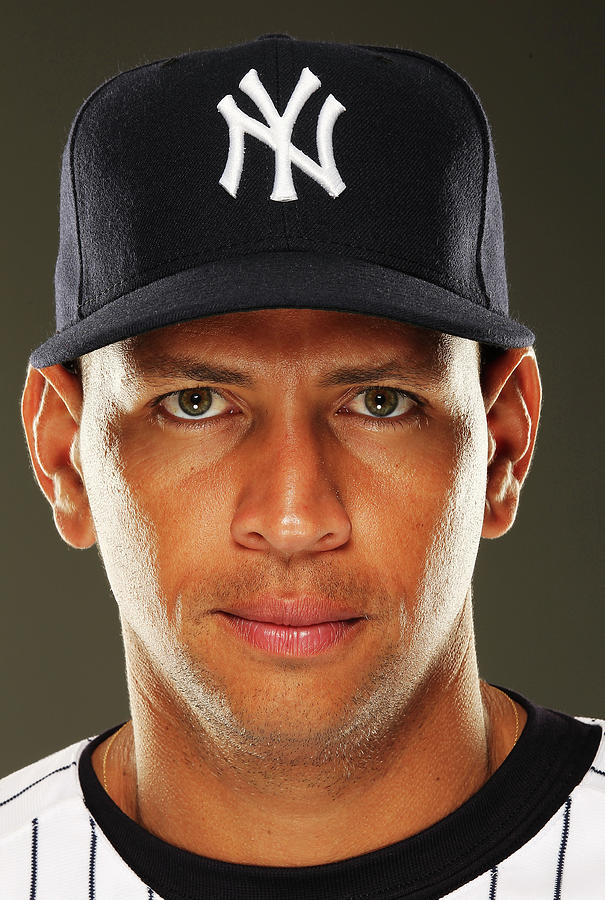 New York Yankees Photo Day 4 Photograph by Al Bello