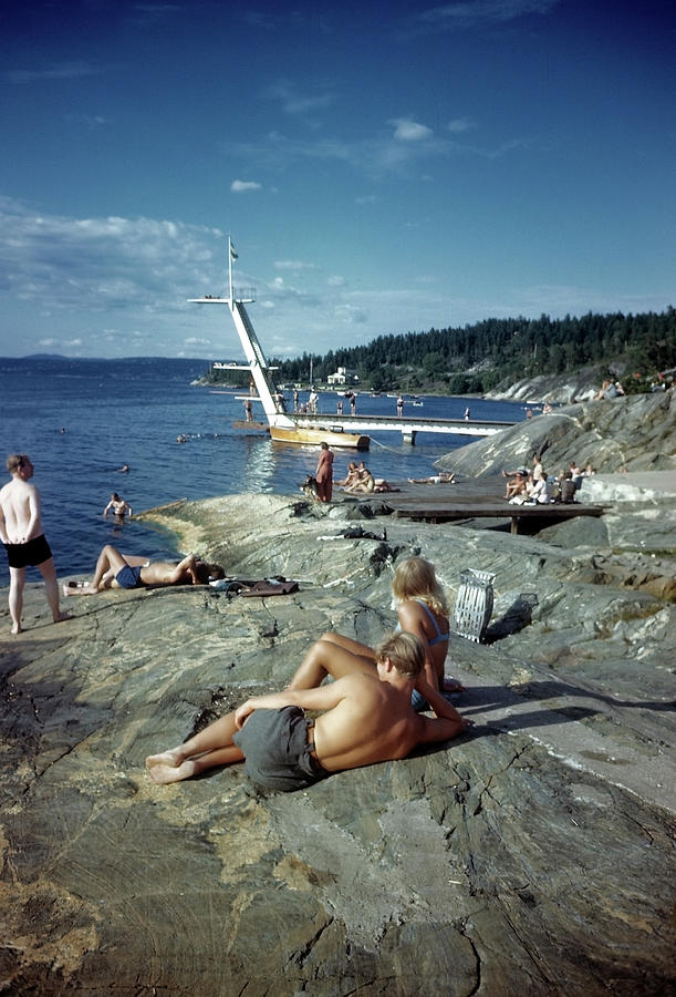 Norway Photograph by Michael Ochs Archives