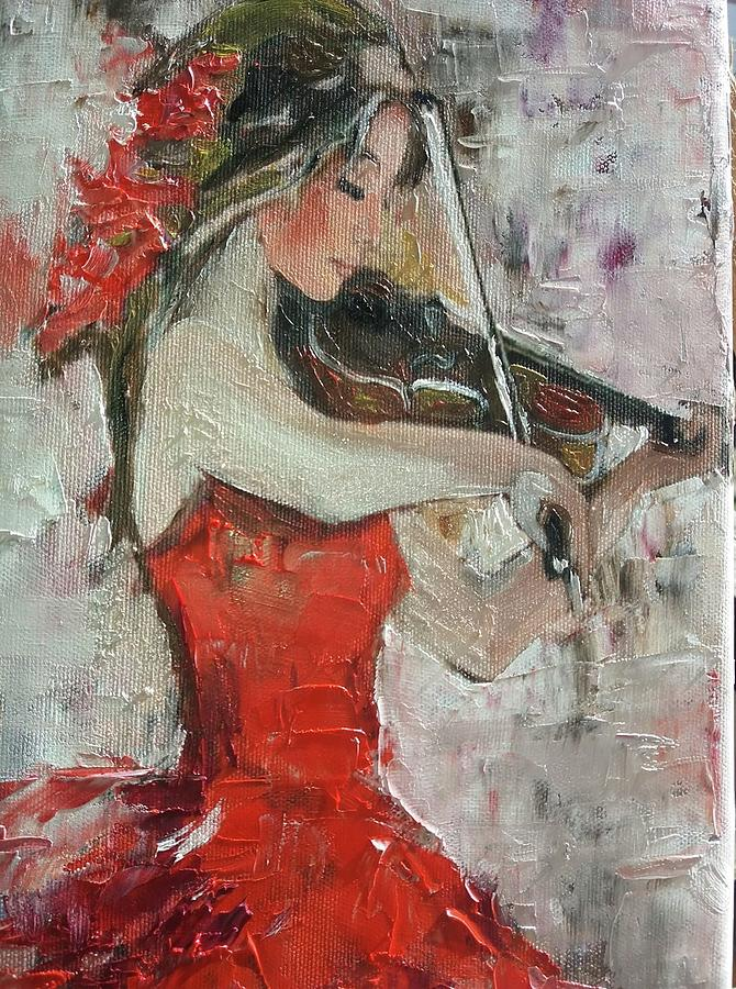 Painting by Cotfas Doina