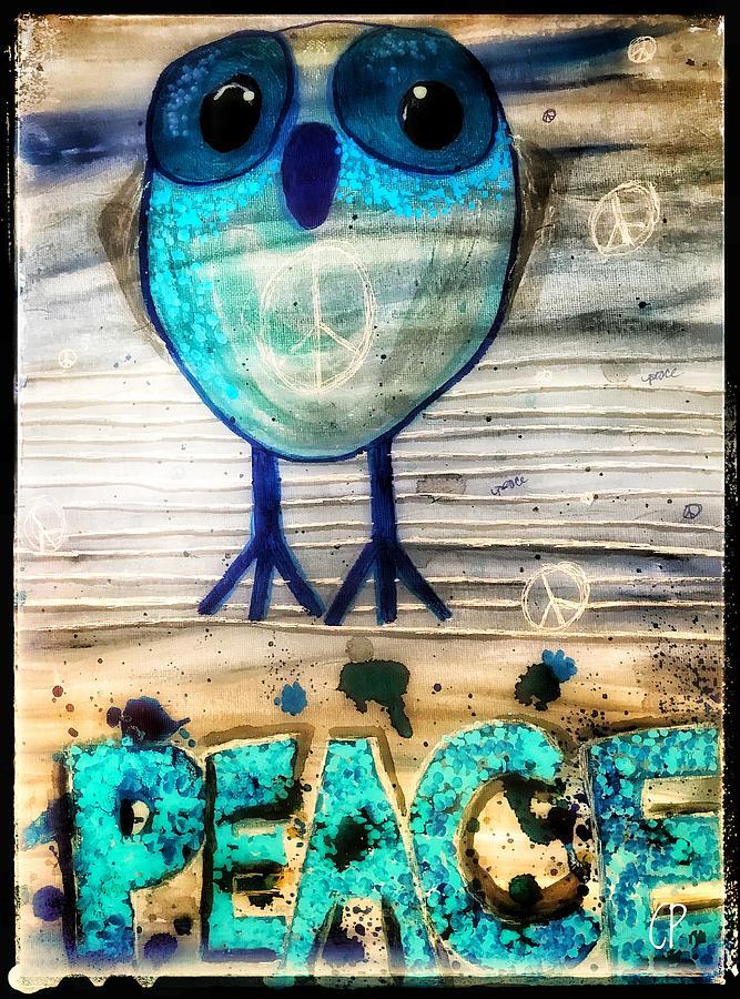 PEACE by Christine Paris