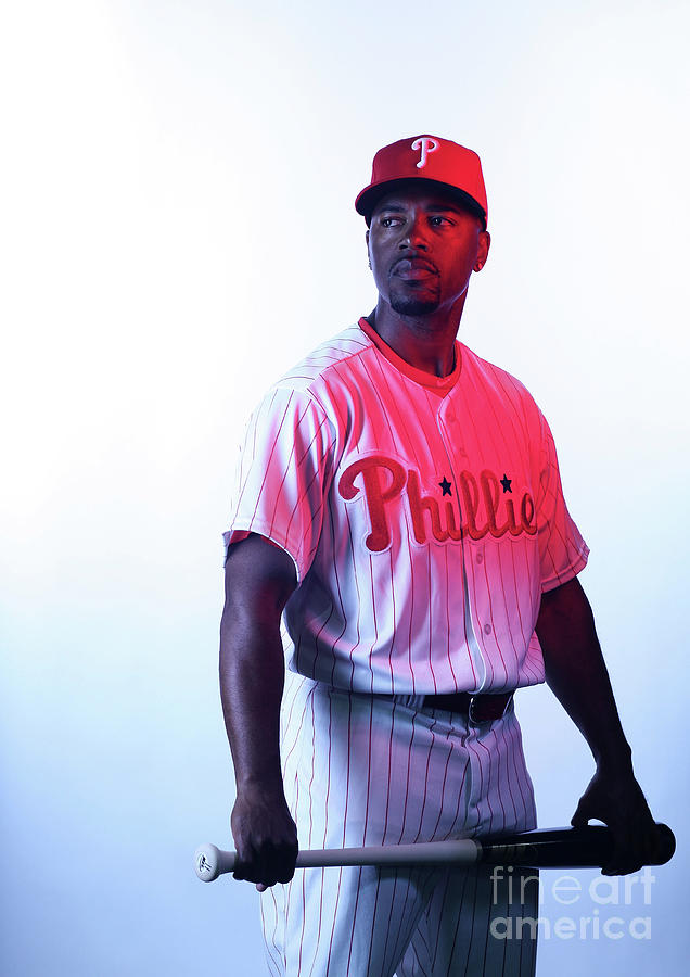Philadelphia Phillies Photo Day 4 Photograph by Nick Laham