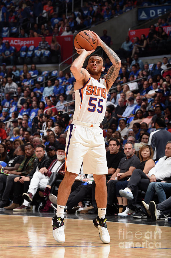 Phoenix Suns V Los Angeles Clippers Photograph by Andrew D. Bernstein