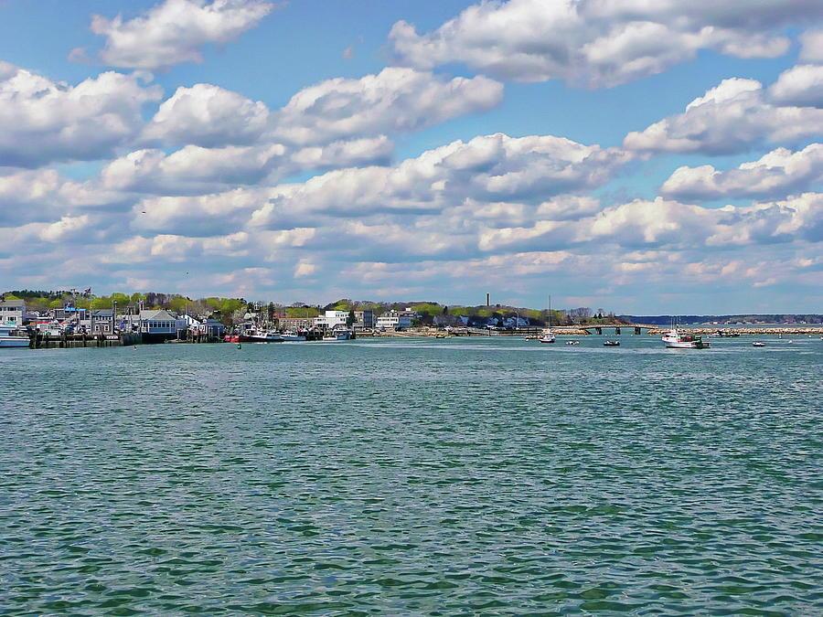 Plymouth Harbor by Anthony Dezenzio
