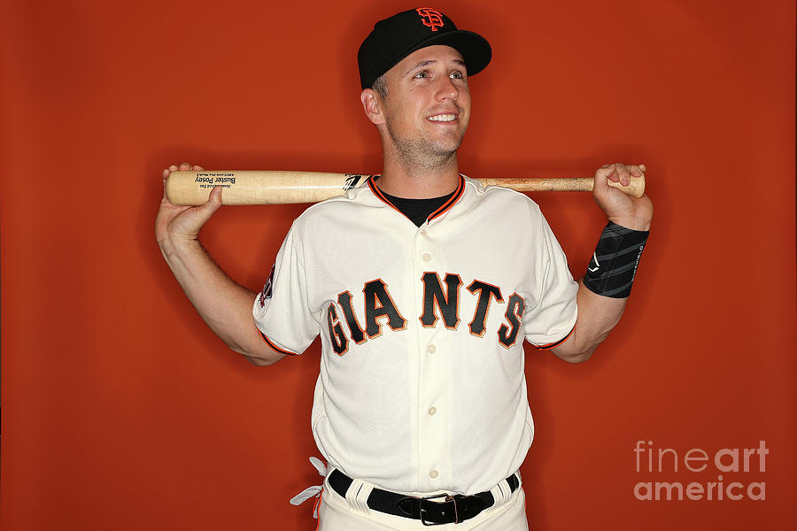 San Francisco Giants Photo Day 4 Photograph by Patrick Smith