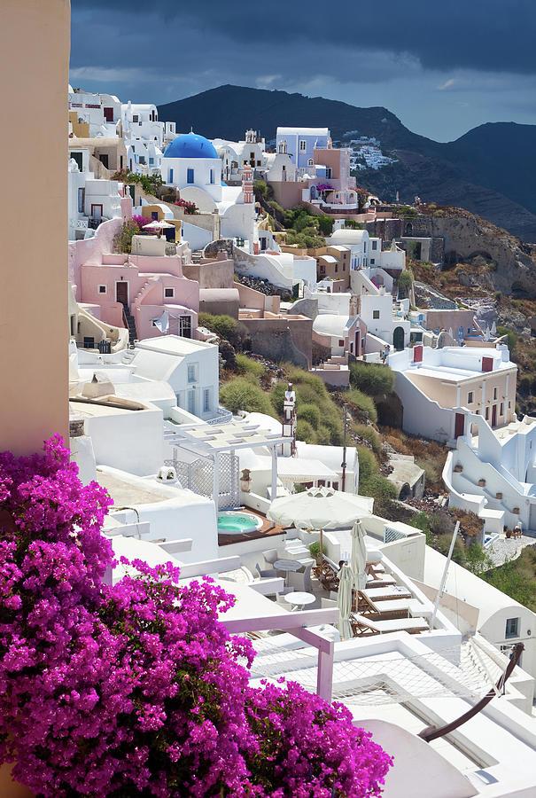 Santorini, Greece Photograph by Traveler1116
