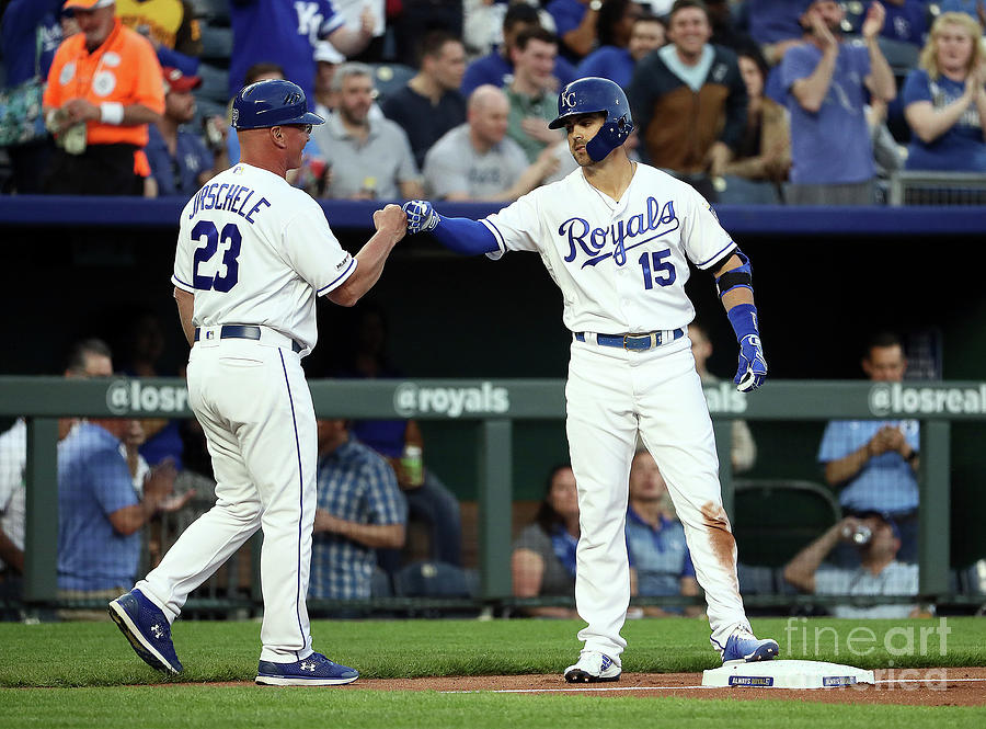 Seattle Mariners V Kansas City Royals Photograph by Jamie Squire