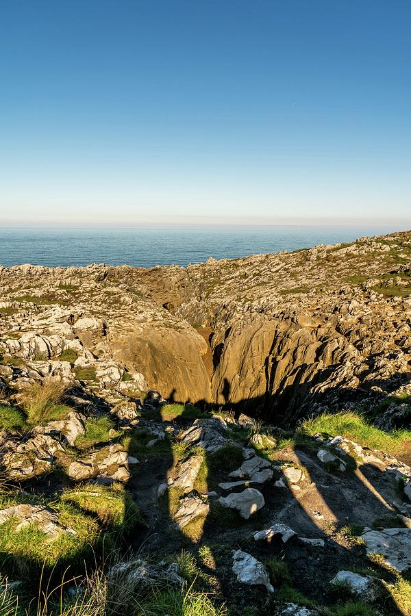 Asturias Photograph - The Bufones by Ric Schafer