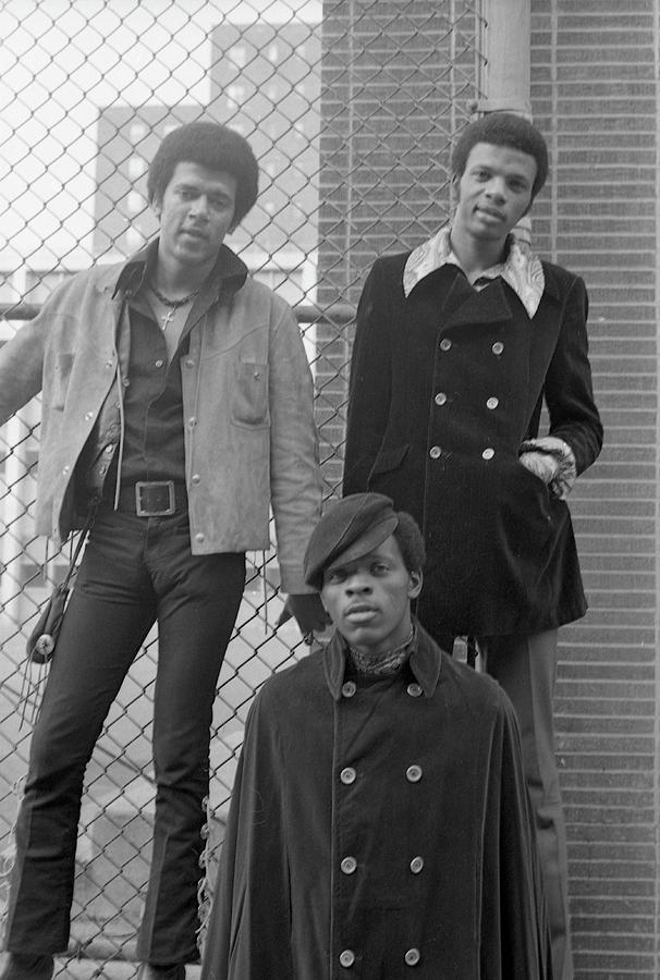 The Delfonics In Ny Photograph by Michael Ochs Archives