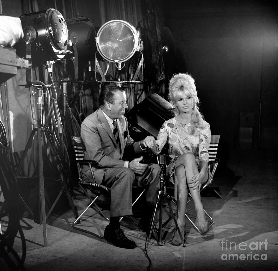 The Ed Sullivan Show 4 Photograph by Cbs Photo Archive