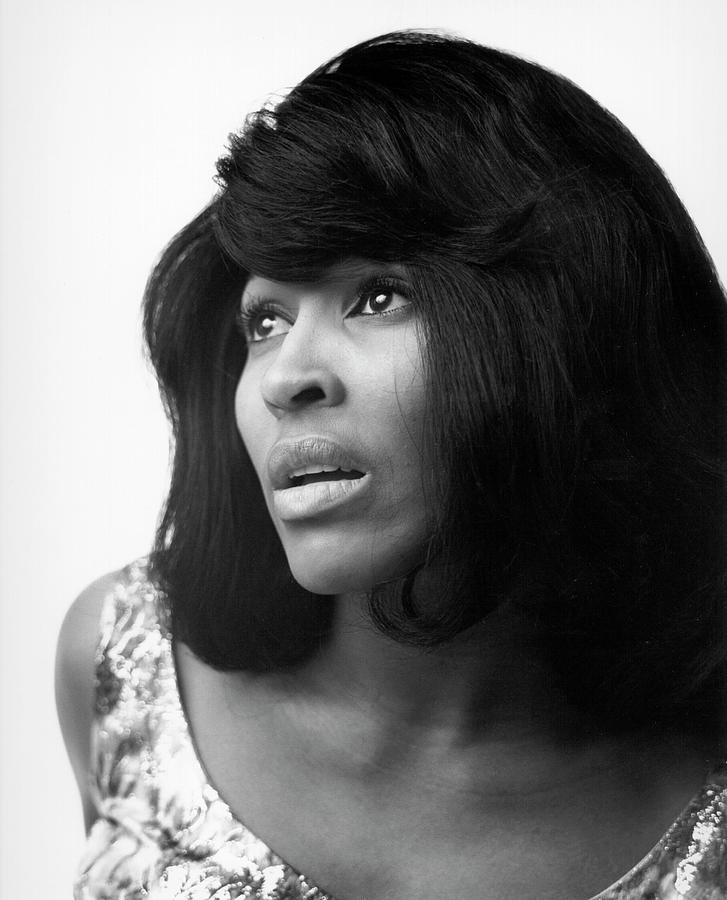 Tina Turner Portrait Session 4 Photograph by Michael Ochs Archives