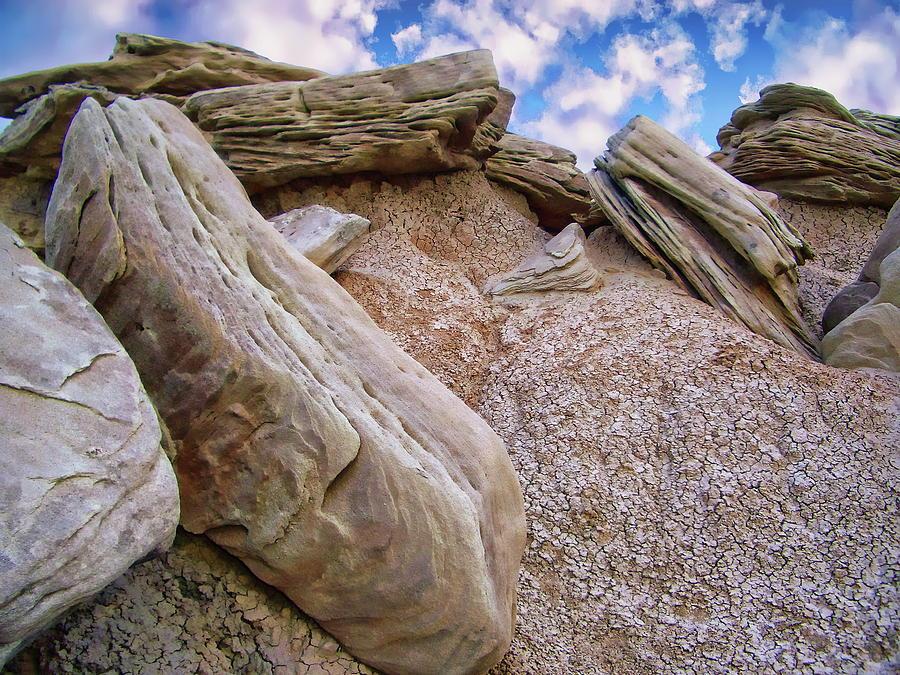 Toadstool Geologic Park Photograph