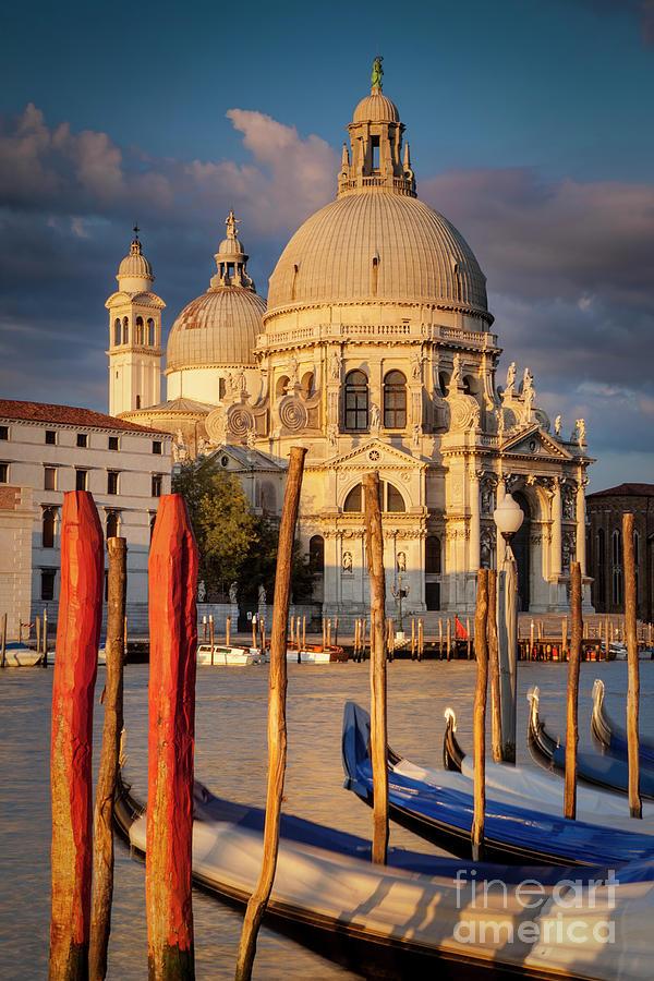 Venice Dawn Photograph