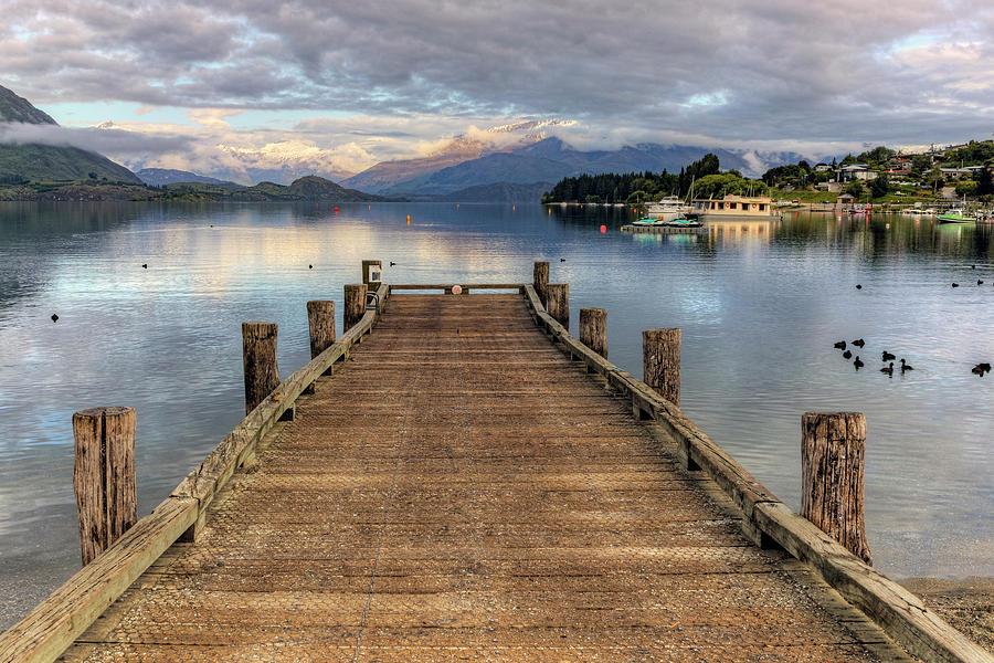 Wanaka Photograph - Wanaka - New Zealand by Joana Kruse