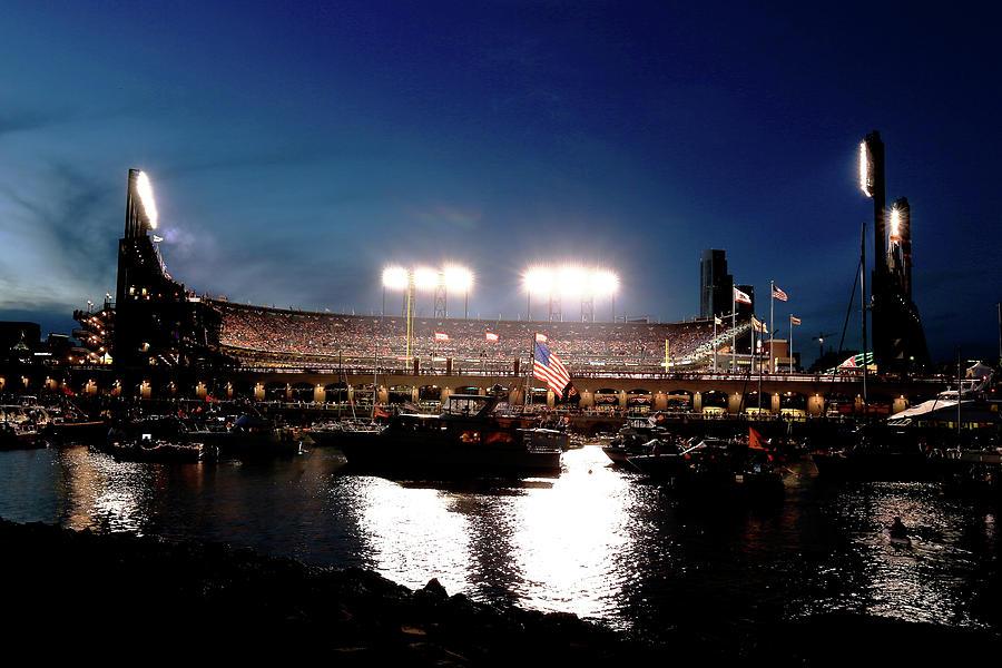 World Series - Kansas City Royals V San Photograph by Rob Carr