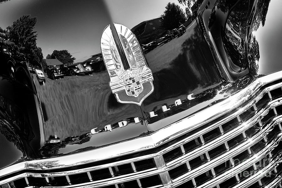 Cadillac Photograph - 41 Cadillac Sixty 41 by Dennis Hedberg