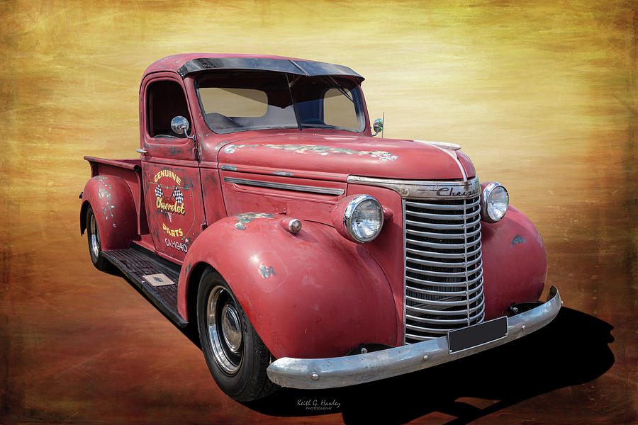 40 Chevy Pickup by Keith Hawley