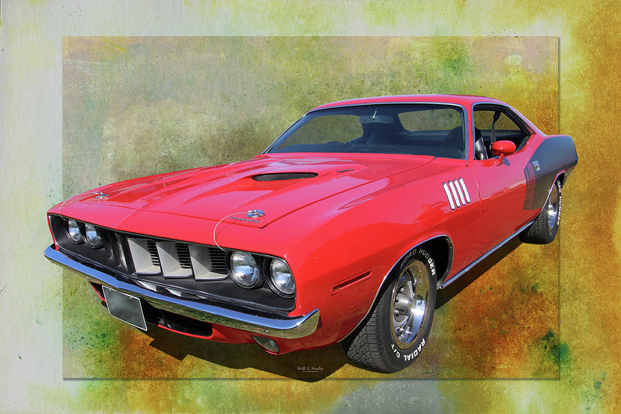 440 Cuda by Keith Hawley