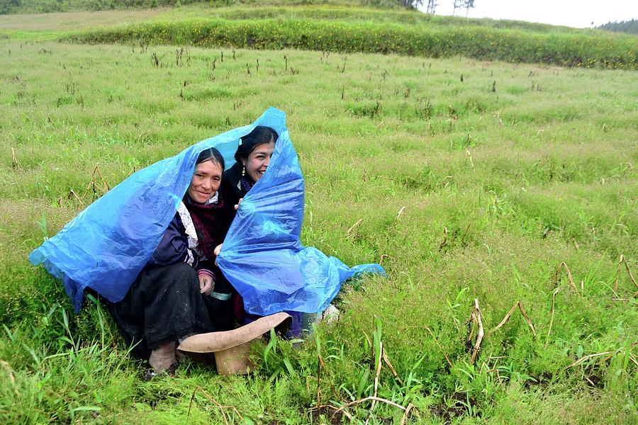 Cajamarca - Peru Photograph