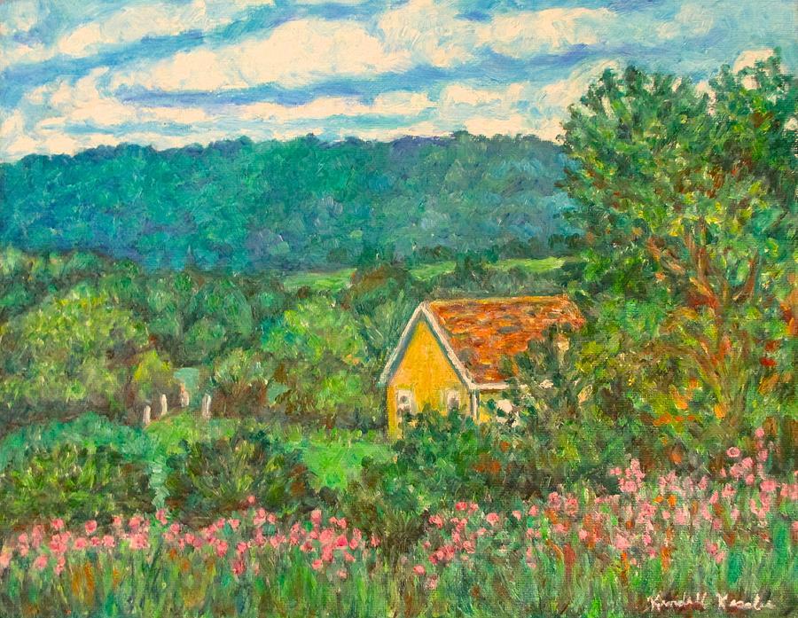 Landscape Painting - 460 by Kendall Kessler