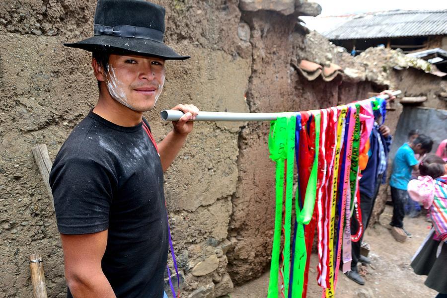 Chavin  - Peru Photograph