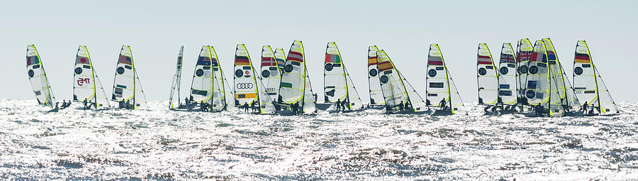 49erFX World Championships 2016 by Steven Sparks