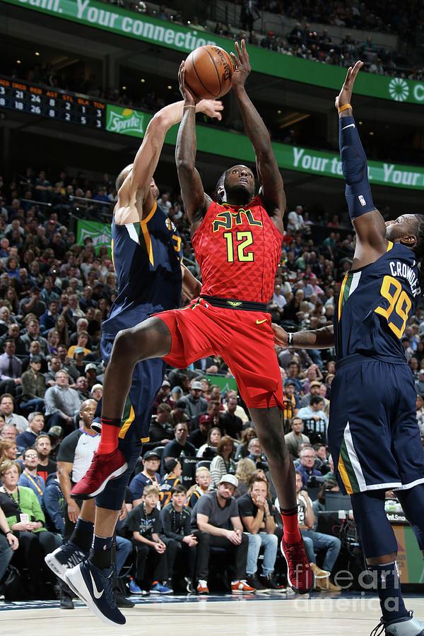 Atlanta Hawks V Utah Jazz Photograph by Melissa Majchrzak