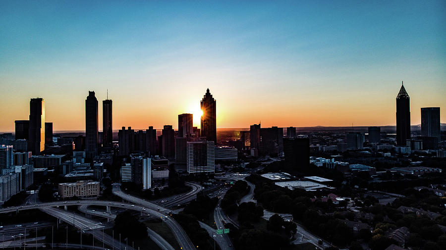 Atlanta by Mike Dunn