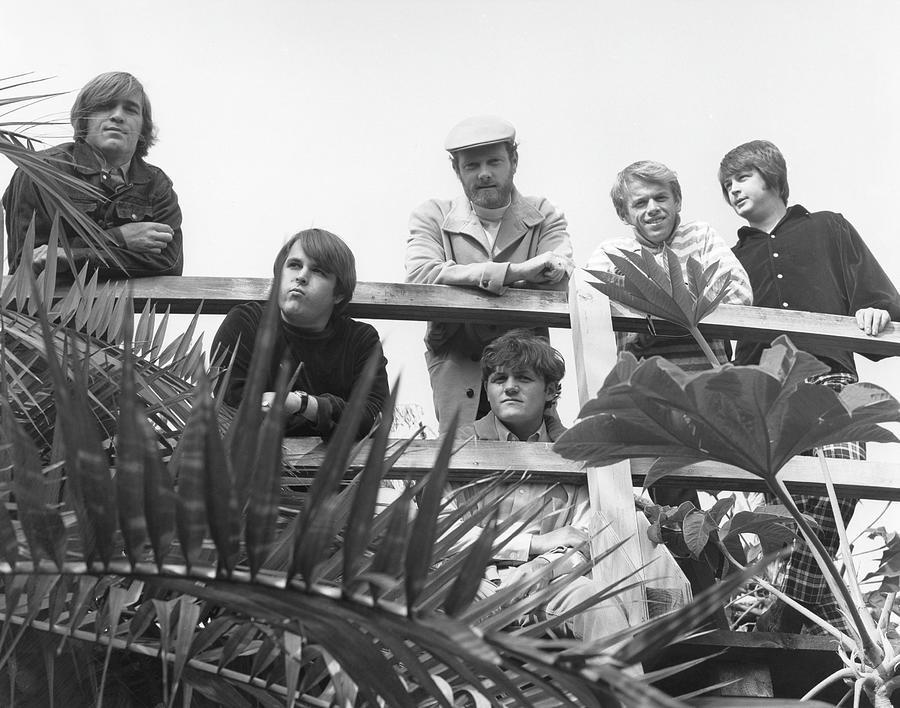 Beach Boys At Pacific Ocean Park Photograph by Michael Ochs Archives