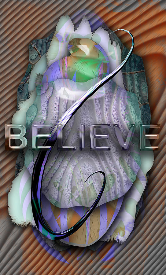 Believe by Marvin Blaine