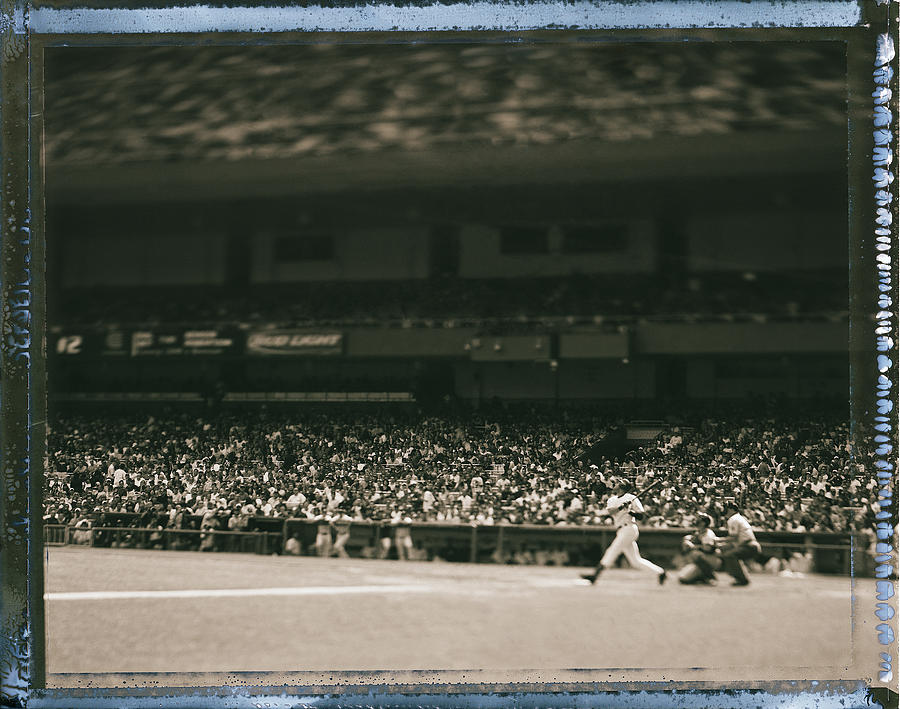 Boston Red Sox V New York Yankees 5 Photograph by Al Bello