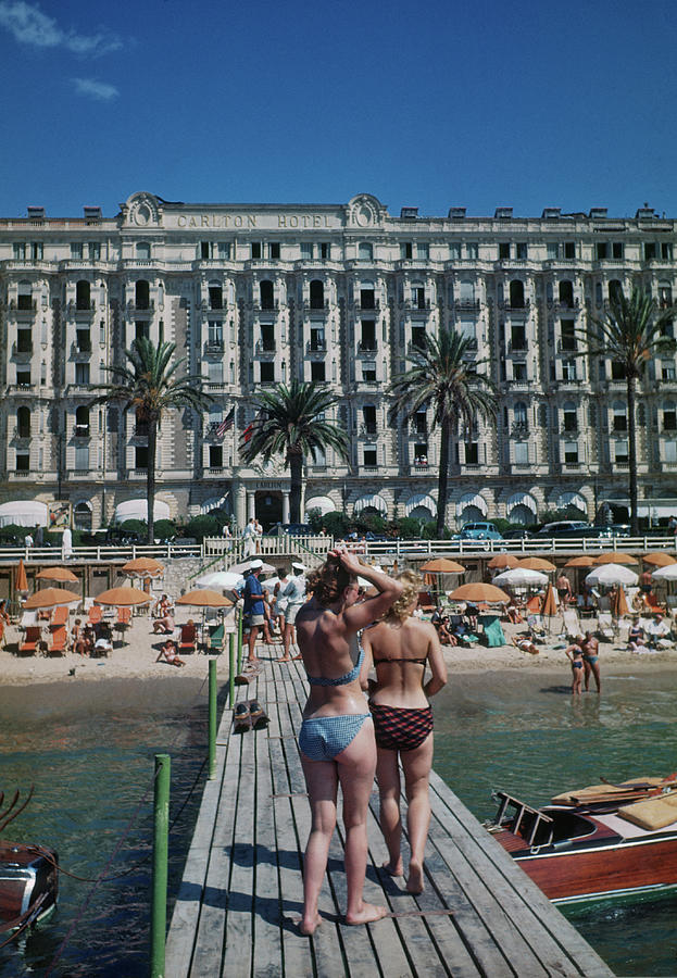 Cannes France Photograph by Michael Ochs Archives
