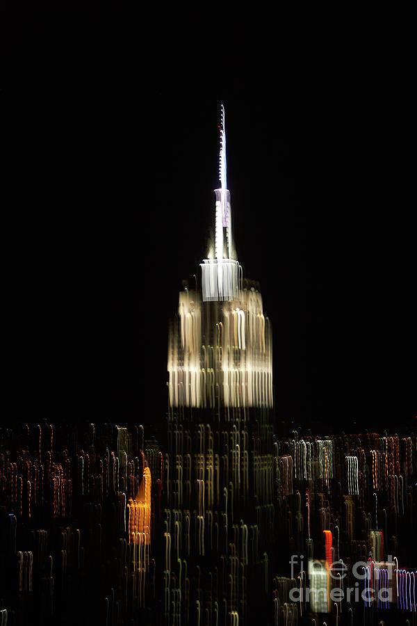 Empire State Building by Tony Cordoza