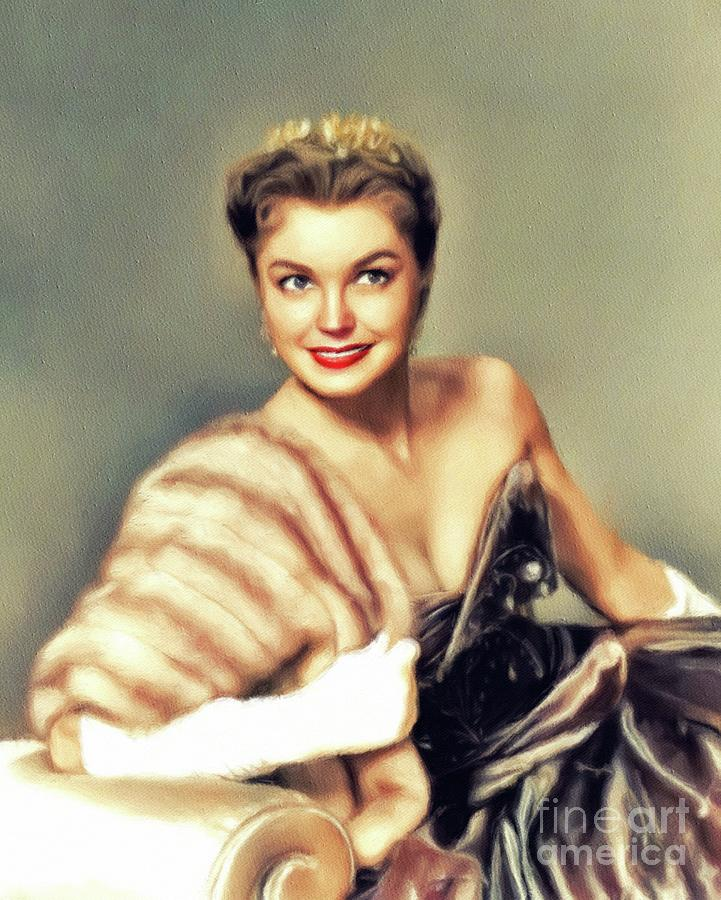 Esther Williams, Vintage Actress by John Springfield