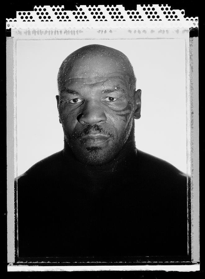 Faces Of Boxing Photograph by Al Bello