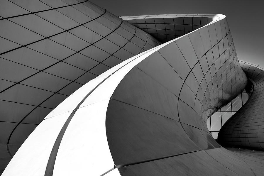 Heydar Aliyev Center by Fabrizio Troiani